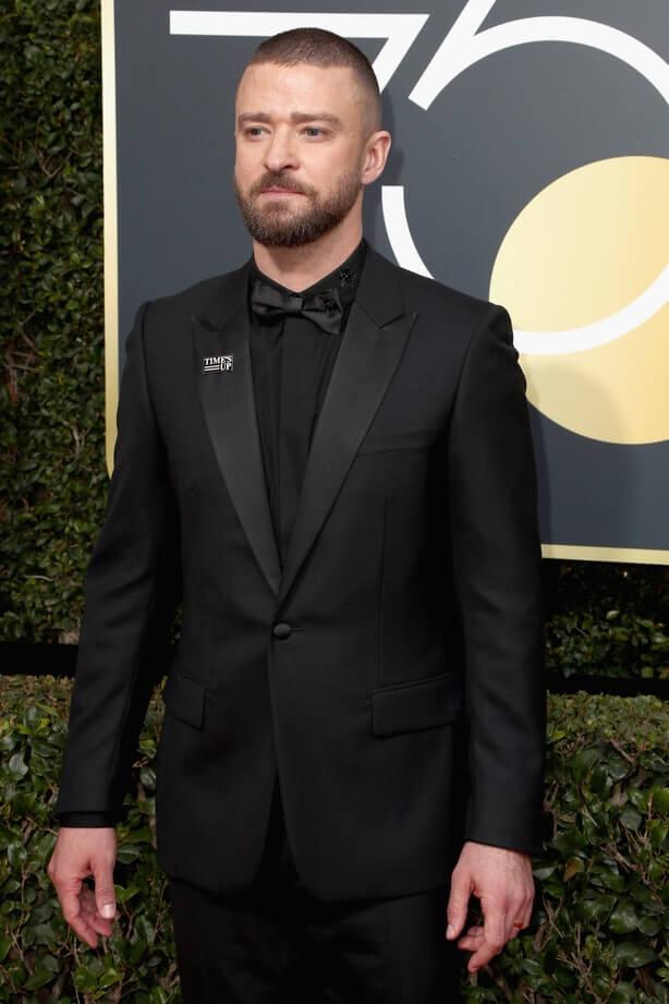 775ceb589e0e Golden Globes 2018  Στο Red Carpet με μαύρα και