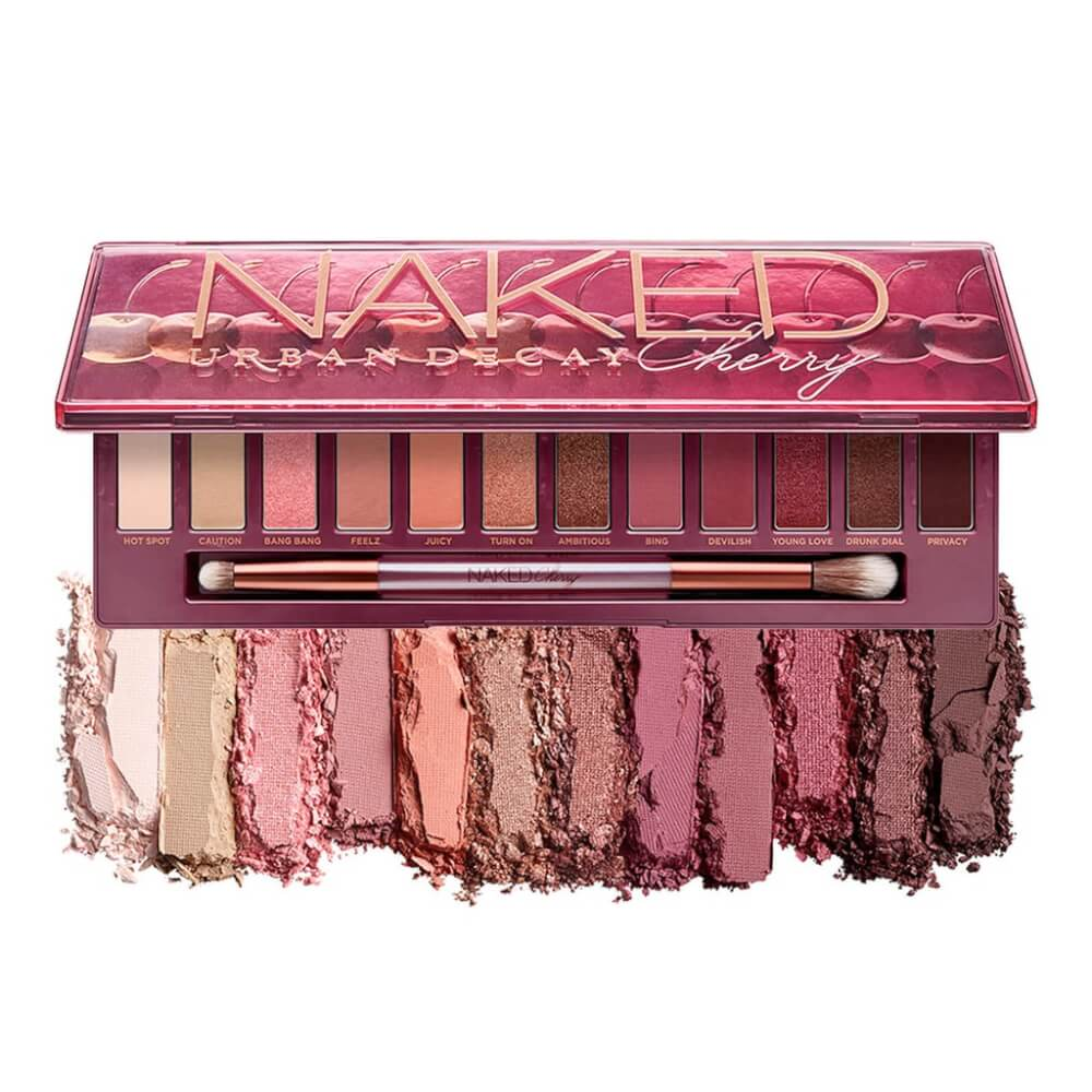 Palette Naked Cherry | Urban Decay Cosmetics