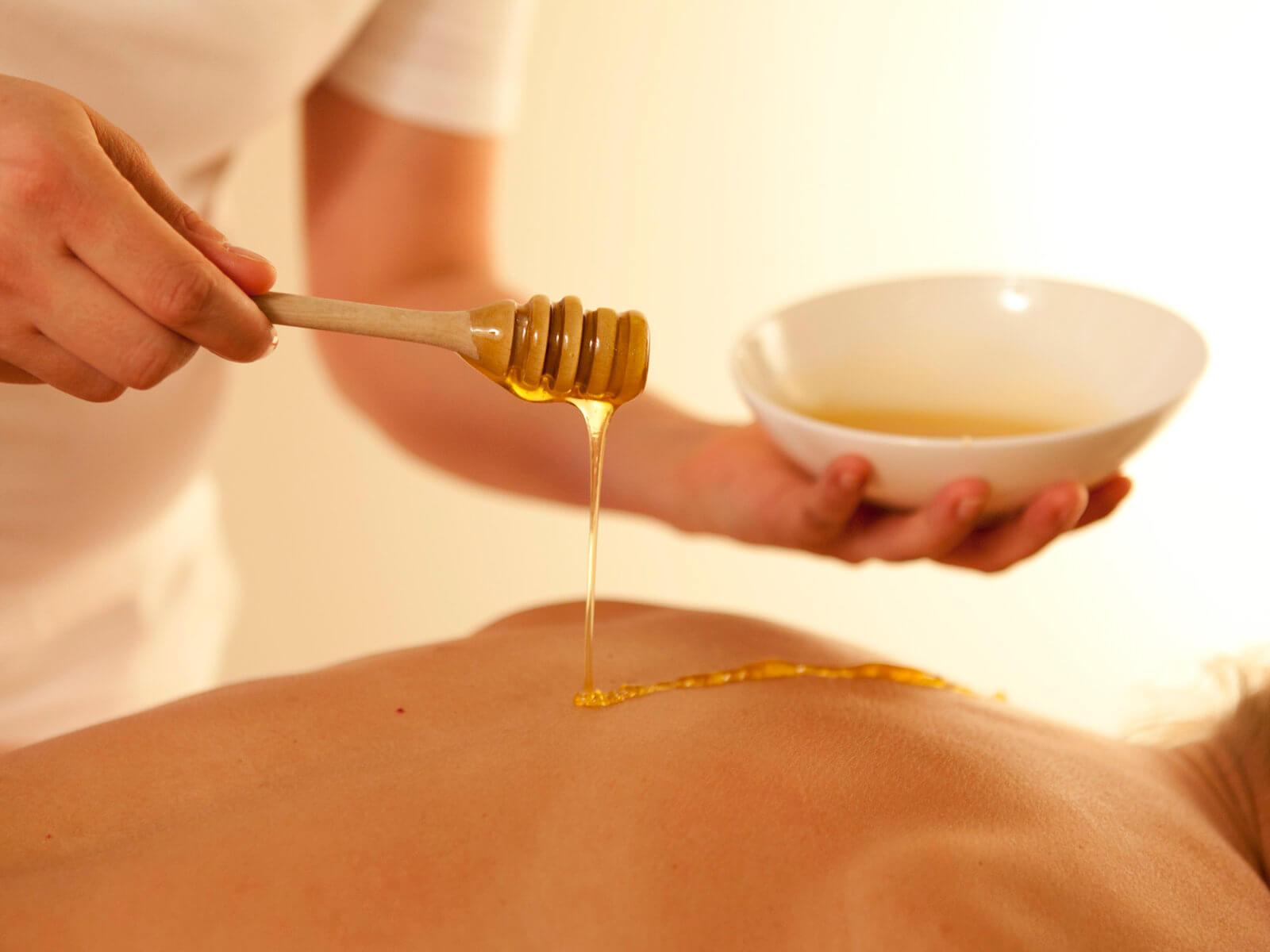 Массаж с медом от остеохондроза в домашних условиях