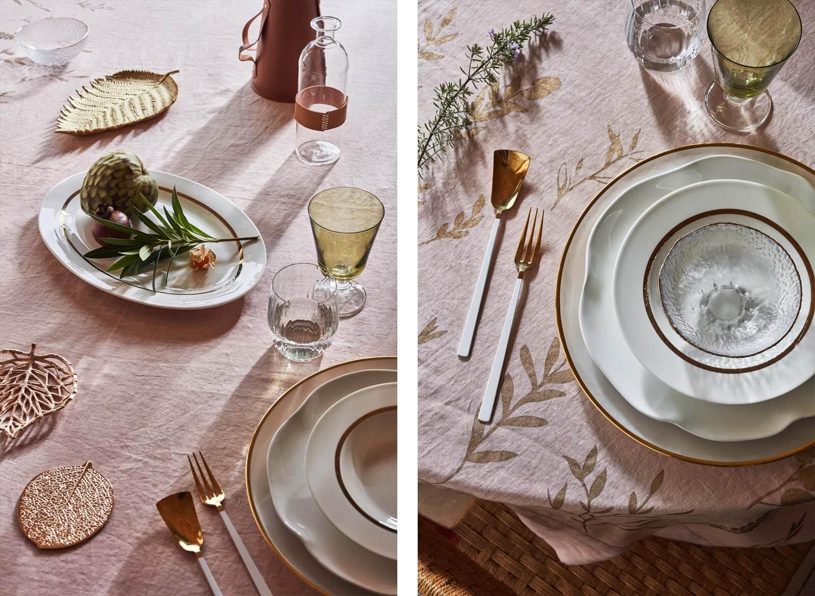 3f54e58aac5 Στη νέα συλλογή Zara Home «In Bloom» SS 2018 αναβιώνει, η ανθισμένη,  ρομαντική και floral τάση.